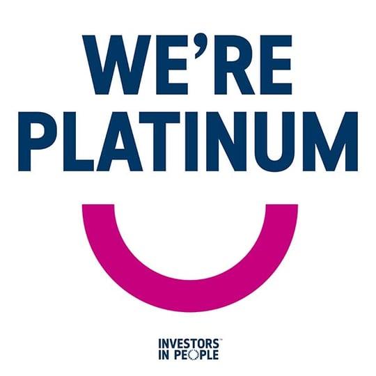 investors in people - platinum