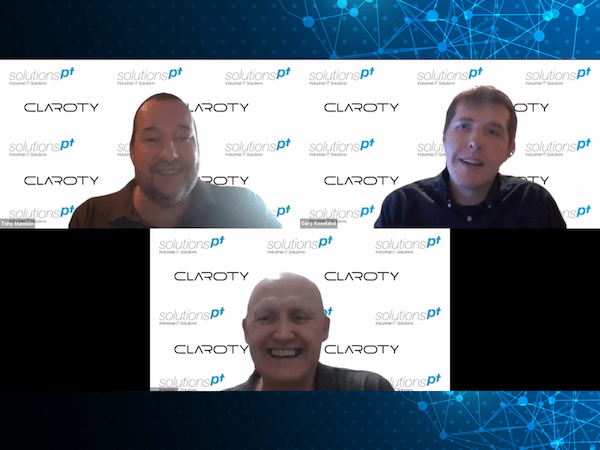 Claroty Webinar - 5 most important aspects of threat detection